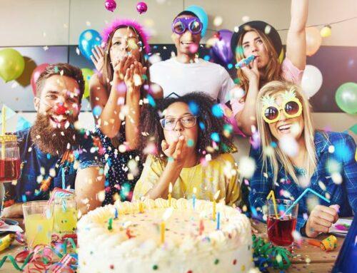 Consejos para un 40 cumpleaños
